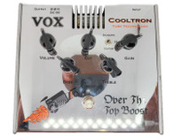 VOX COOLTRON CT04TB OVER THE TOP BOOST