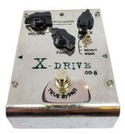 BIYANG OD-8 X-DRIVE OVERDRIVE PEDAL