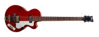 NEW HOFNER IGNITION PRO CLUB BASS - RED