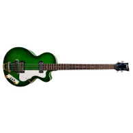 HOFNER IGNITION PRO CLUB BASS - GREEN