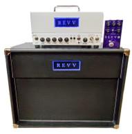 REVV D20 HEAD - 1X12 CAB - G3 PEDAL BUNDLE