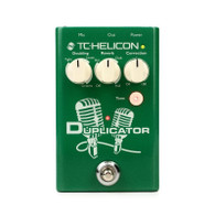 TC HELICON DUPLICATOR VOCAL EFFECTS