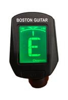BOSTON GUITAR CLIP-ON CHROMATIC TUNA