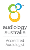 Audiology Australia Accredited