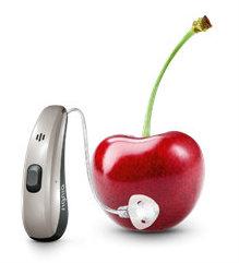 Siemens Signia nx hearing aids