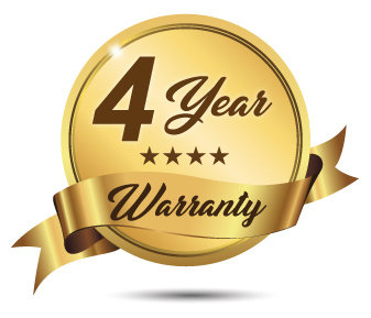 4-Year product warranty on all Phonak hearing aids