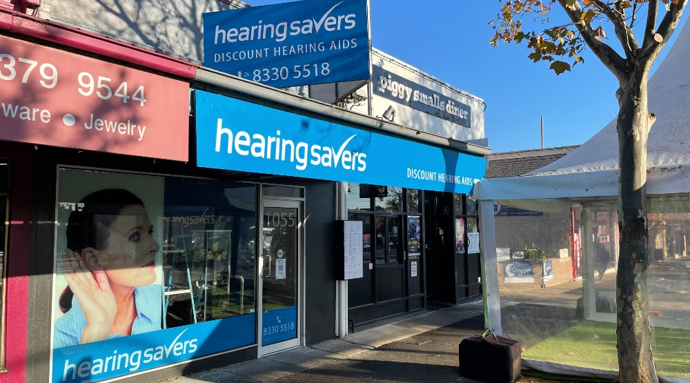 HEARING SAVERS Essendon Now Open