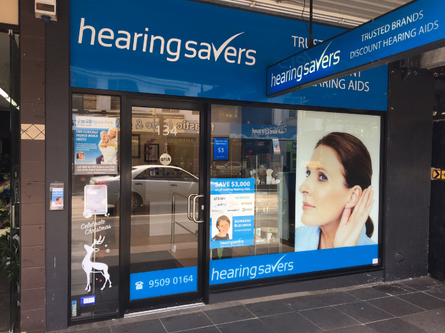 HEARING SAVERS