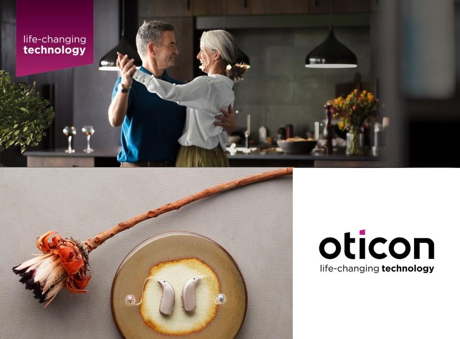 Oticon hearing aids discounted at HEARING SAVERS
