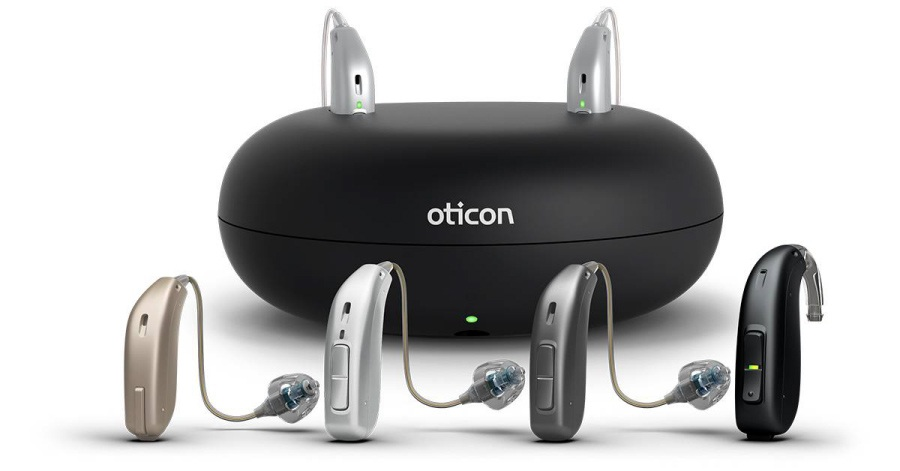 Best Hearing Aids of 2020 - Oticon Ruby