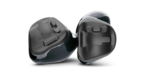 Phonak Marvel Black Hearing Aids - HEARING SAVERS