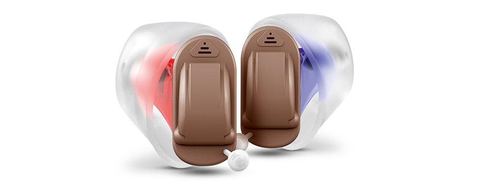 Siemens Signia Silk hearing aids