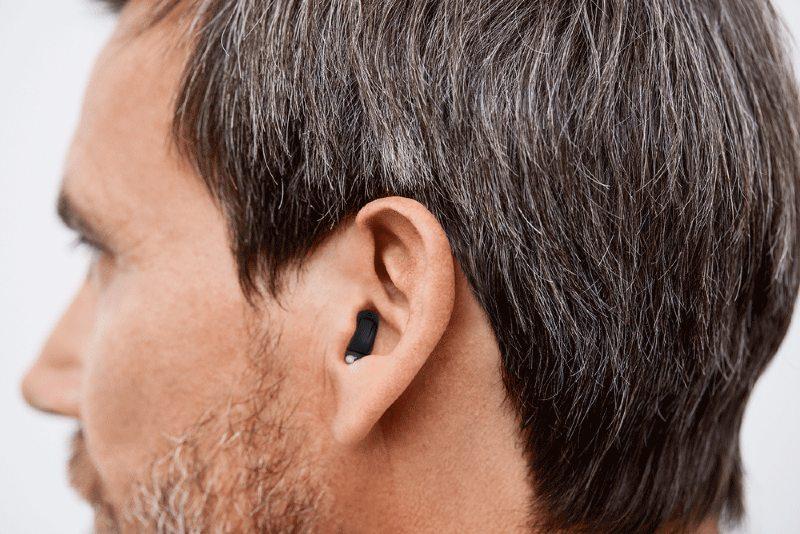 Signia Silk X invisible hearing aids