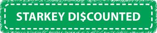 Starkey Livio hearing aids discounted at HEARING SAVERS