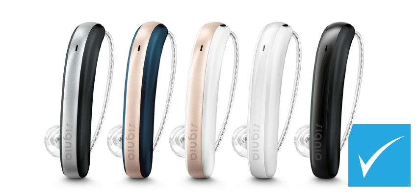 Signia Styletto X - Best Hearing Aids of 2020