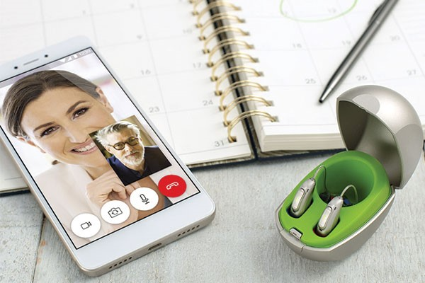 Tele-audiology