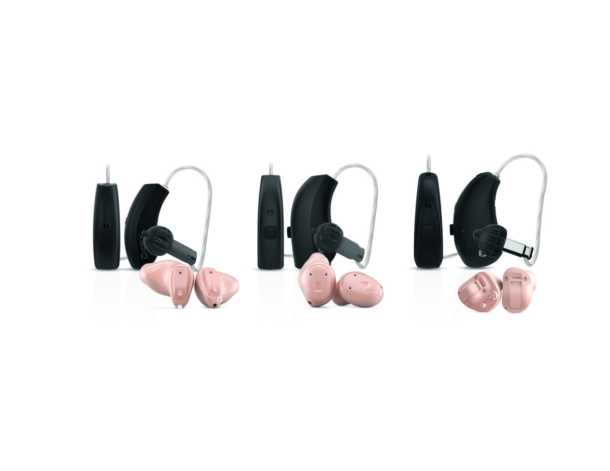 Widex Moment  hearing aid family