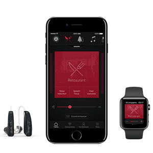 ReSound LiNX 3D smart watch