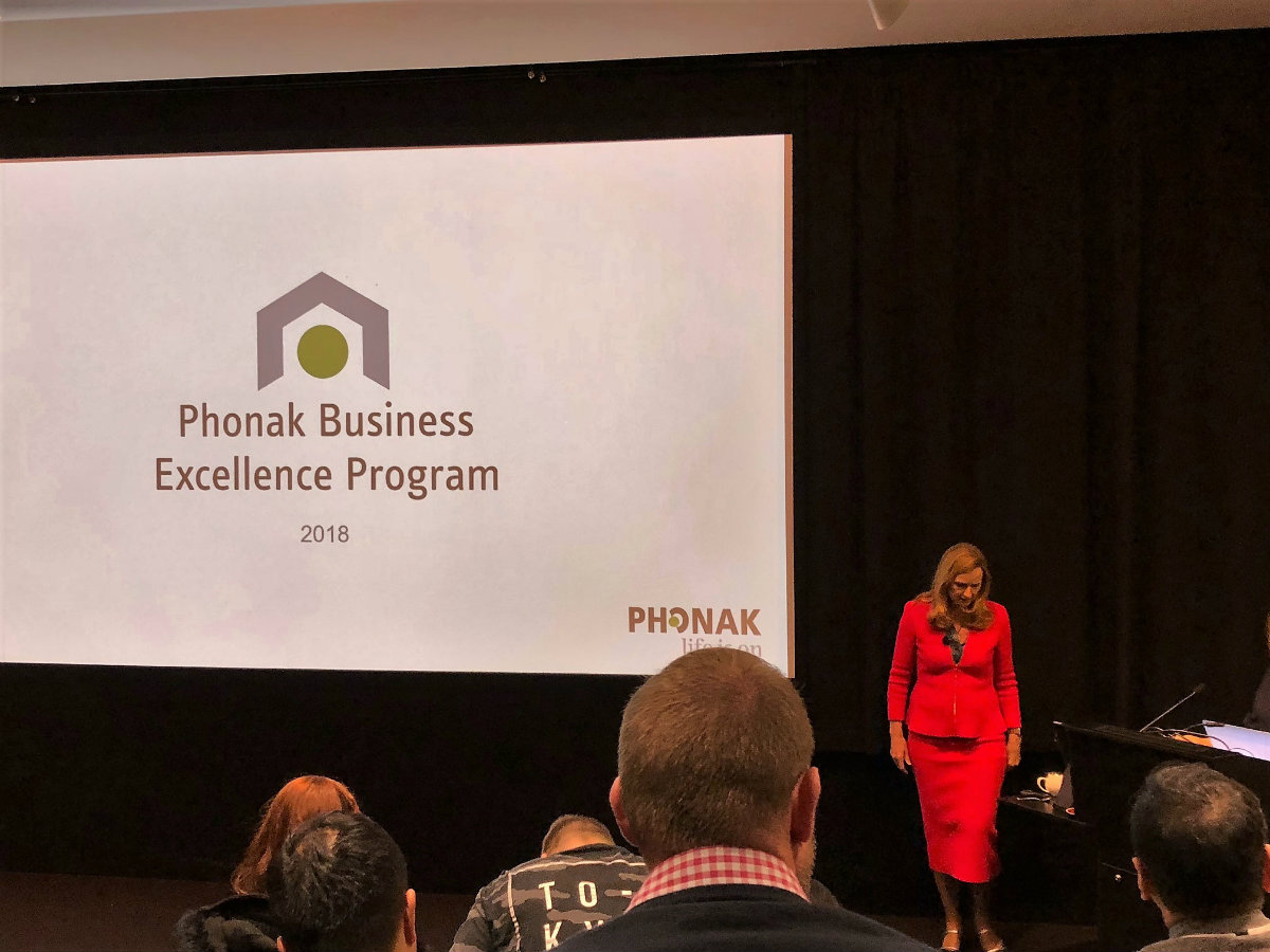 Phonak Business Excellence Conference Sydney