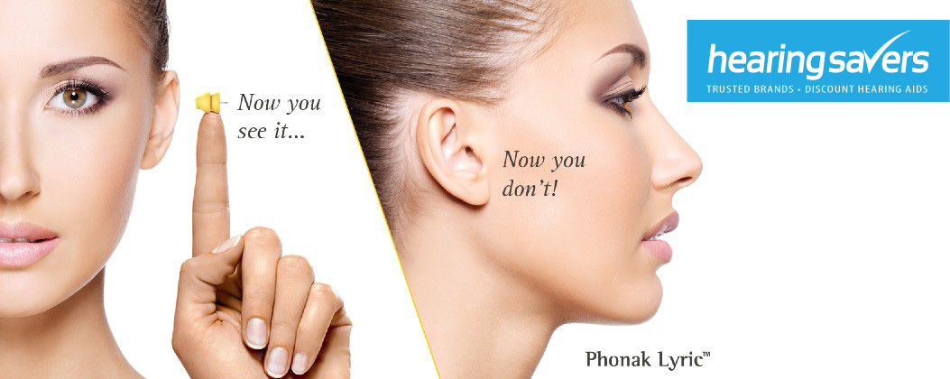 Phonak Lyric FREE Trial