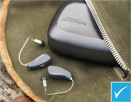 Resound Linx Quattro hearing aids