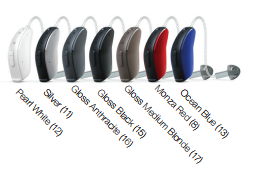 Resound Linx colour options