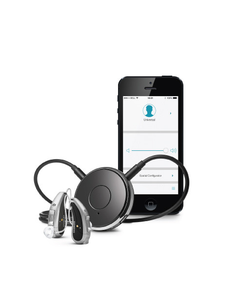 Siemens Easytek Bluetooth System Hearing Savers