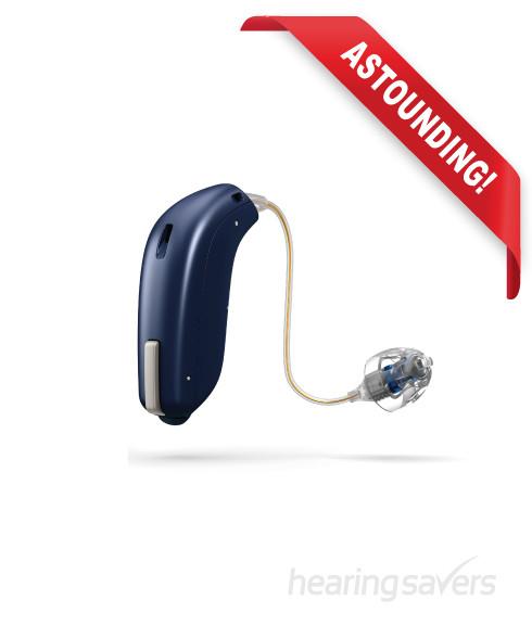 Oticon Opn miniRITE RIC hearing aid