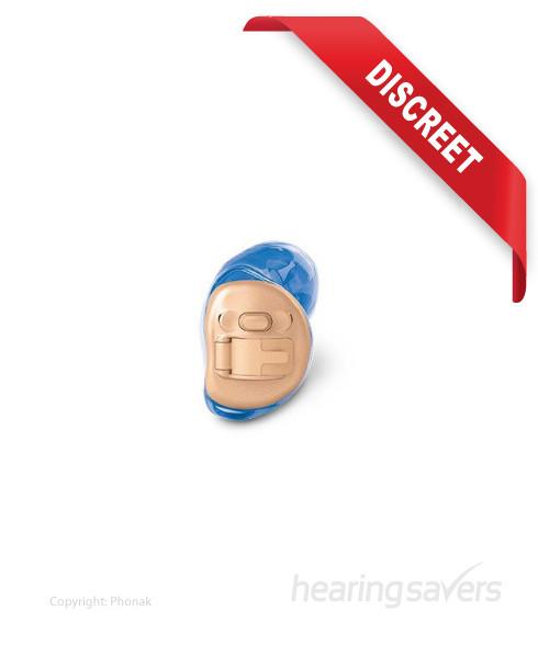 Phonak Virto B70 custom hearing aid (IIC, CIC, MC, ITC, ITE)