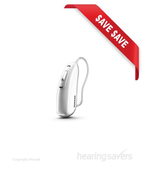Phonak Audeo B90-Direct RIC hearing aid