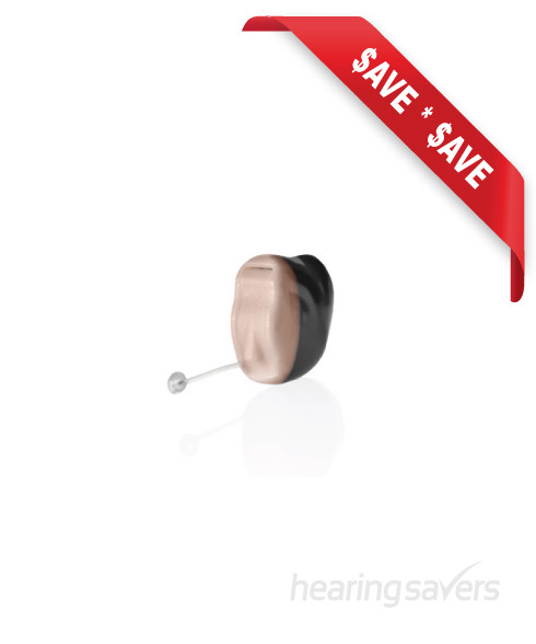 Starkey SoundLends iQ i2400 IIC hearing aid