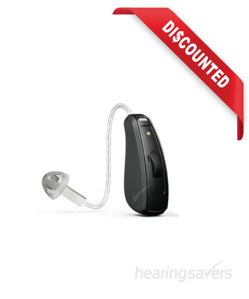 ReSound LiNX Quattro 9 RIC rechargeable hearing aid
