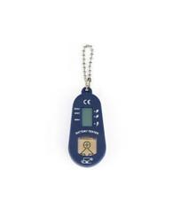 Digital hearing aid battery tester