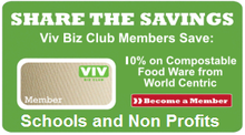 Schools and Non Profits Membership Image
