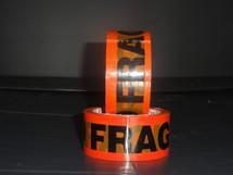 Fragile Tape Single Roll