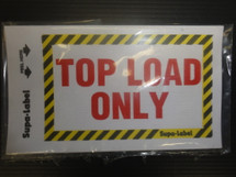 Top Load Sticker Pk 10