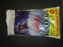 Garbage Bags Heavy Duty Pk 50