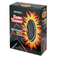Flame-Thrower Mag X2 8MM Spark Plug Wires (8 Cylinder) (Black)- Distributor Boot 90 Degrees - Plug Boot Straight (PN#808280)