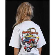 T-Shirt Control Cables - Street Rod / Sand Car