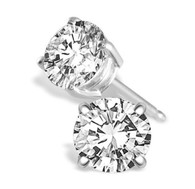 29dcb7012 GE293 Buttercup Diamond Studs - Hill's In-House Jewelers