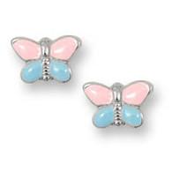 ES306P Butterfly Earrings
