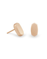 Kendra Scott Barrett Earring Rose Gold Tone
