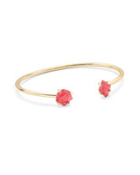 Kendra Scott Merida Bracelet Gold Tone/Berry Illusion
