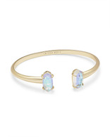 Kendra Scott Edie Bracelet Gold Tone/Dichroic Glass