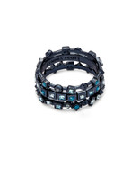 Kendra Scott Karis Ring Navy Gunmetal/Indigo Mix 6