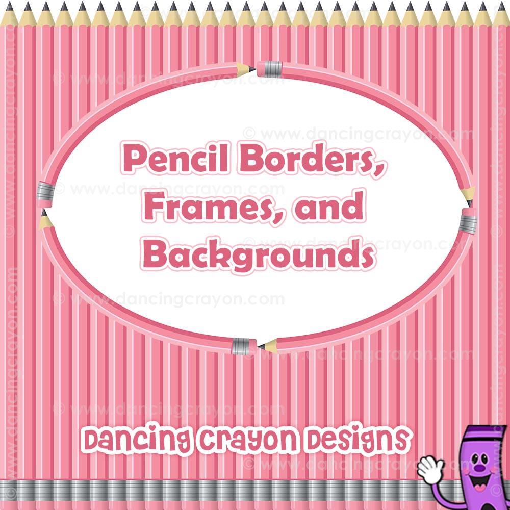 pencil borders