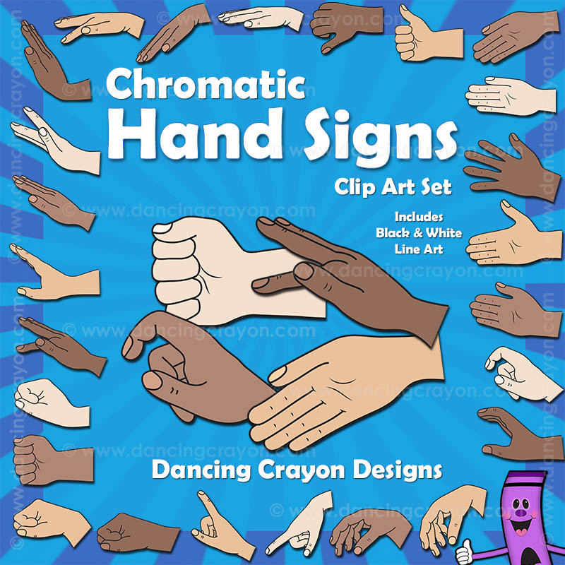 kodaly curwen hand signs chromatic kodaly hand signs clip art