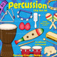 Music Clipart: Percussion instruments clipart