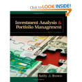 Investment Analysis and Portfolio Management Reilly Brown 10th edition solutions manual