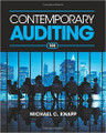 Contemporary Auditing Real Knapp 10th edition solutions manual